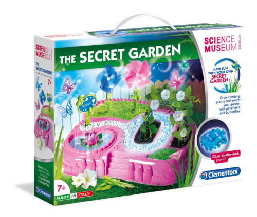 New Kids Children Educational Science Museum Amazing Secret Garden
